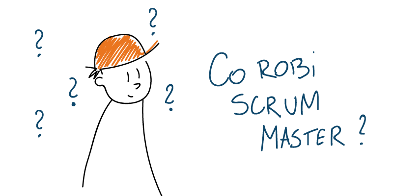 Co robi Scrum Master?