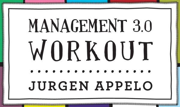 Management 3.0 Workout with Jurgen Appelo